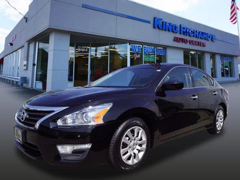 2014 Nissan Altima for sale in East Providence, RI