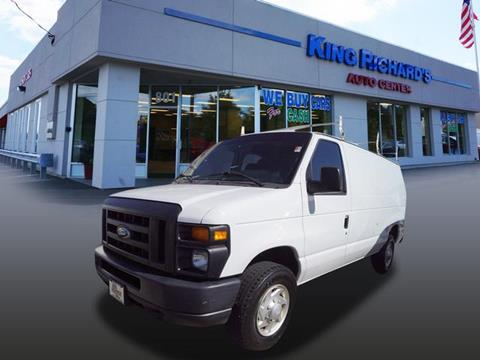 2013 Ford E-Series Cargo for sale in East Providence, RI