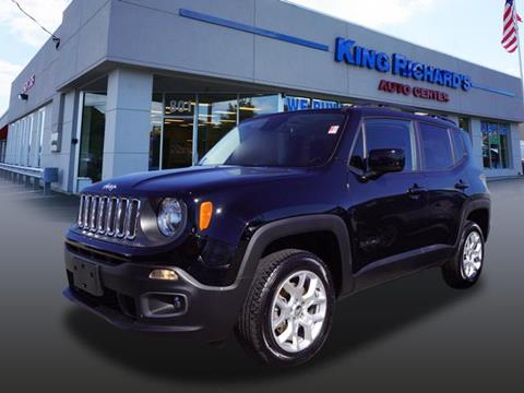 2016 Jeep Renegade for sale in East Providence, RI