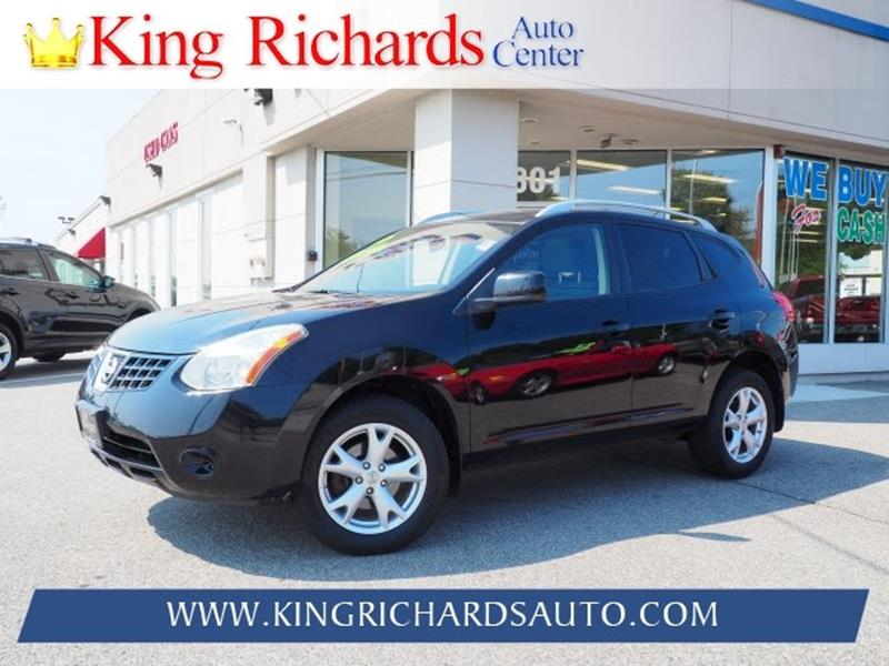 Wonderful 2009 Nissan Rogue AWD S Crossover 4dr   East Providence RI