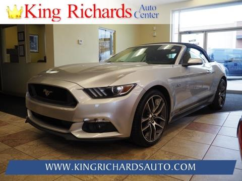 2015 Ford Mustang for sale in East Providence, RI