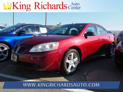 2009 Pontiac G6 for sale in East Providence, RI