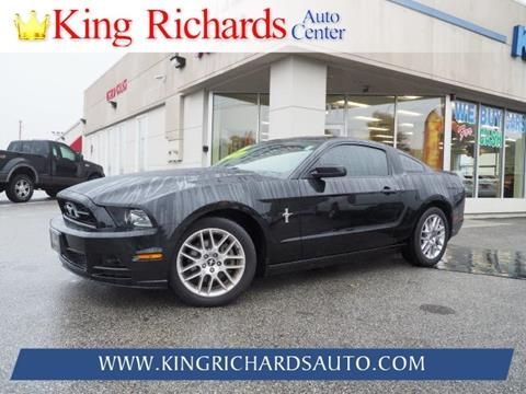 2014 Ford Mustang for sale in East Providence, RI