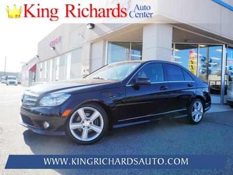 2010 Mercedes-Benz C-Class for sale in East Providence, RI