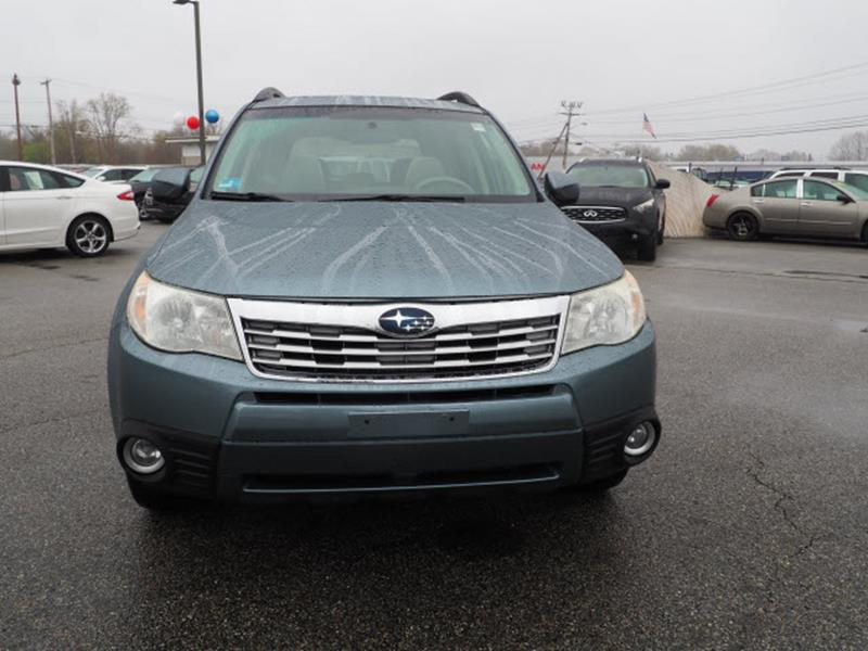 2010 Subaru Forester AWD 2 5X Premium 4dr Wagon 4A In East