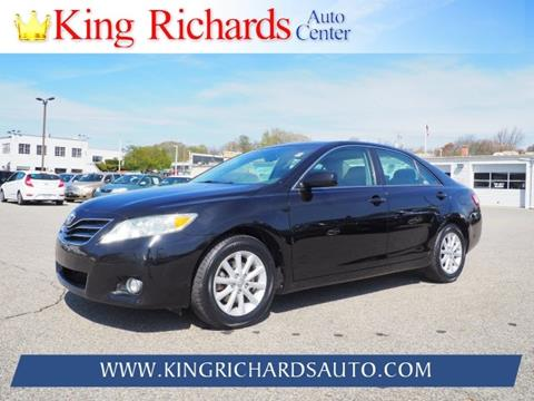 2011 Toyota Camry for sale in East Providence, RI