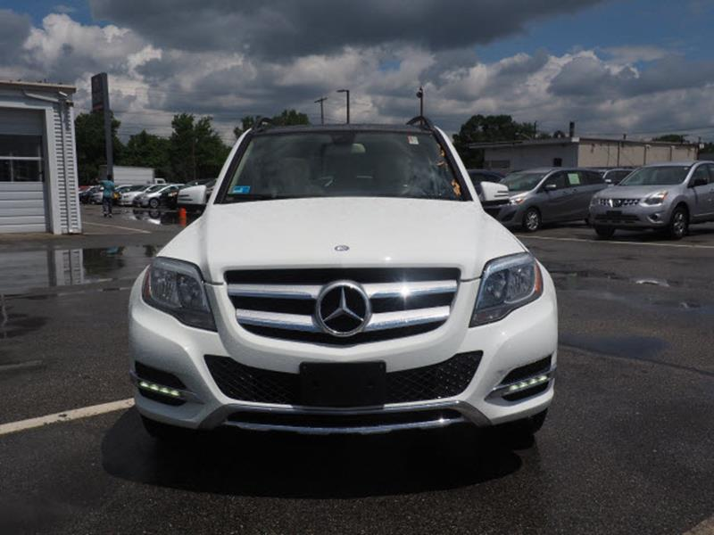 2014 Mercedes-Benz Glk AWD GLK 350 4MATIC 4dr SUV In East Providence