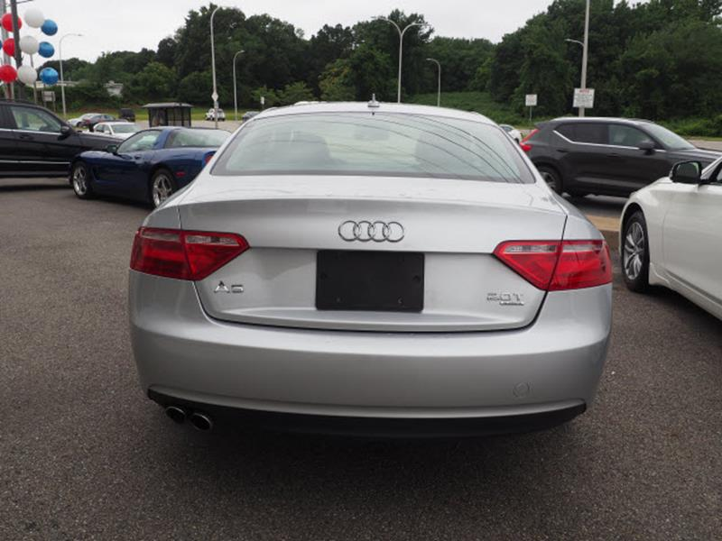 2013 Audi A5 AWD 2 0T quattro Premium 2dr Coupe 8A In East