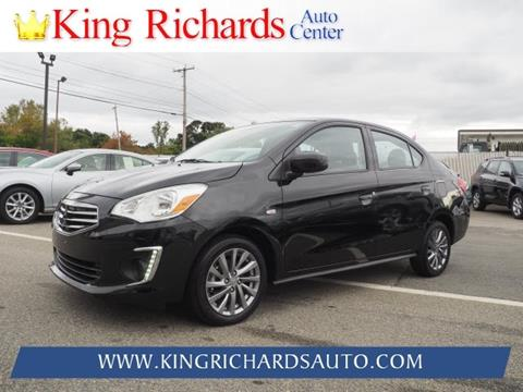 2019 Mitsubishi Mirage G4 for sale in East Providence, RI