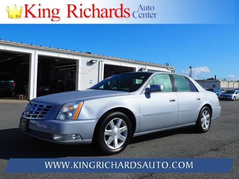 2006 Cadillac DTS for sale in East Providence, RI