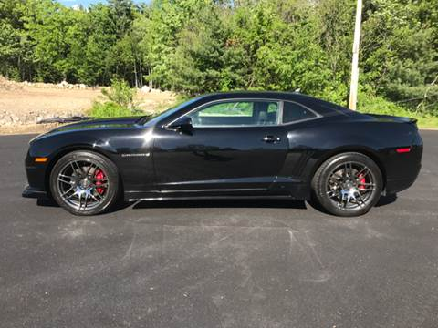 2011 Chevrolet Camaro for sale in Atkinson, NH