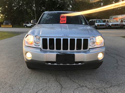 2005 Jeep Grand Cherokee for sale in Atkinson, NH