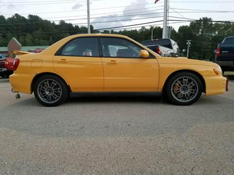 2003 Subaru Impreza for sale in Atkinson, NH