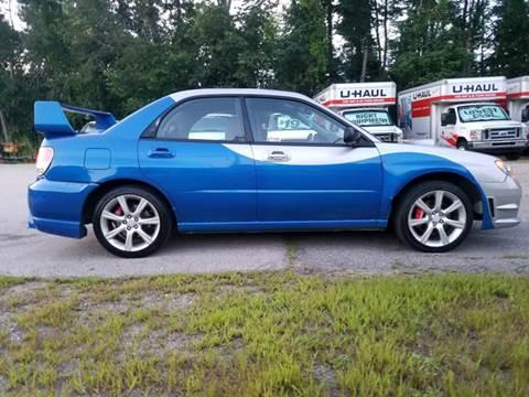 2006 Subaru Impreza for sale in Atkinson, NH