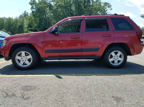 2006 Jeep Grand Cherokee for sale in Atkinson, NH