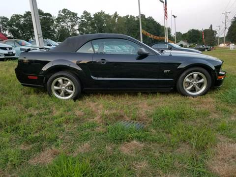2006 Ford Mustang for sale in Atkinson, NH