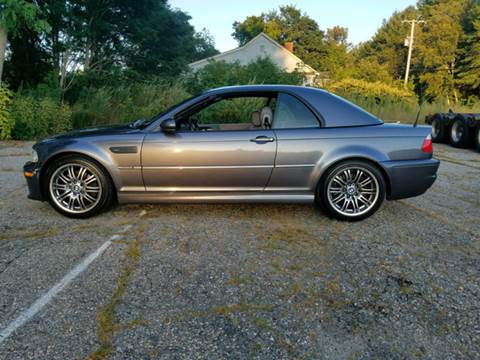 2003 BMW M3 for sale in Atkinson, NH