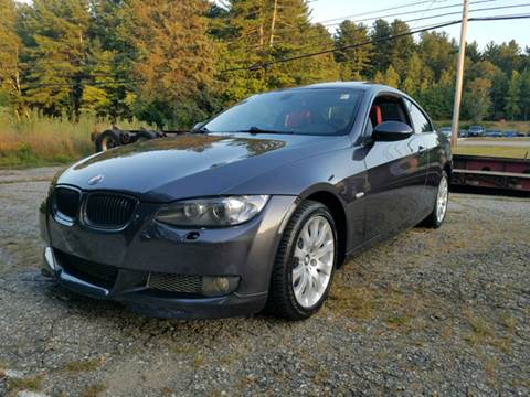 2008 BMW 3 Series for sale in Atkinson, NH