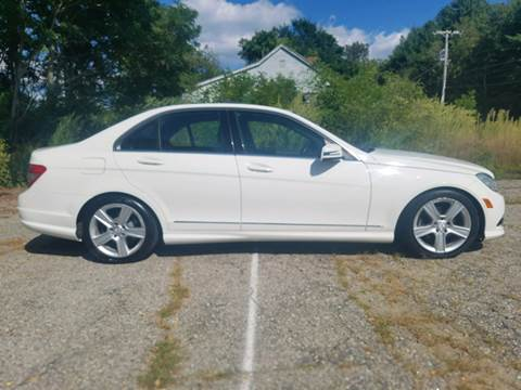 2010 Mercedes-Benz C-Class for sale in Atkinson, NH