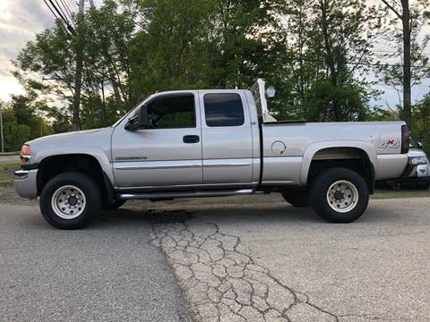 2006 GMC Sierra 2500HD for sale in Atkinson, NH