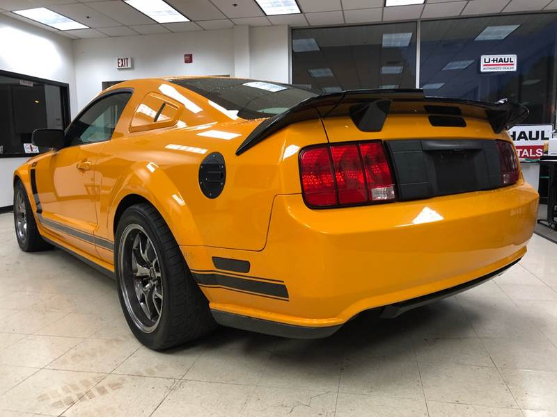 2007 Ford Mustang GT Premium 2dr Fastback In Derry NH - Top