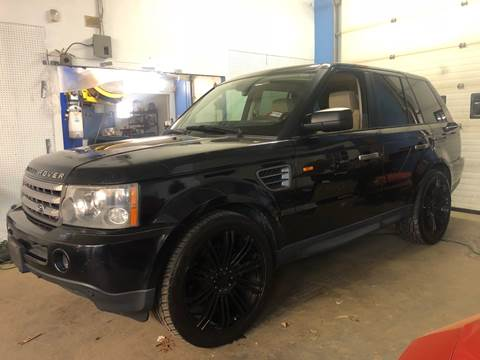 2007 Land Rover Range Rover Sport for sale in Atkinson, NH