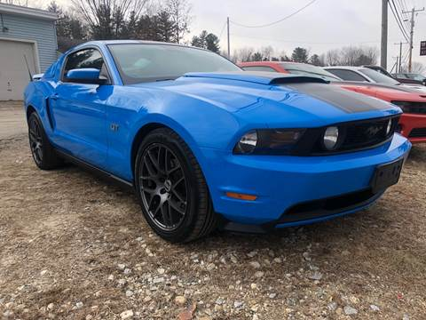 2010 Ford Mustang for sale in Atkinson, NH