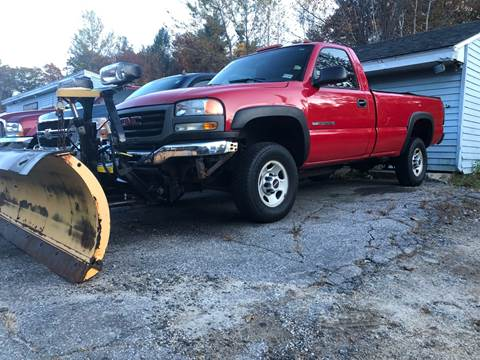 2007 GMC Sierra 2500HD Classic for sale in Derry, NH