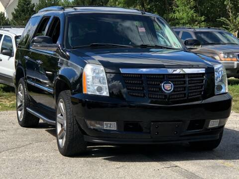 2007 Cadillac Escalade for sale at Top Line Motorsports in Derry NH