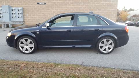 2004 Audi S4 for sale in Atkinson, NH