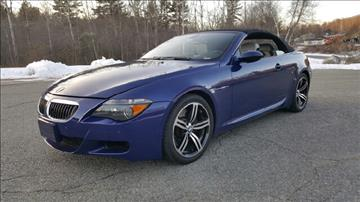 2007 BMW M6 for sale in Atkinson, NH