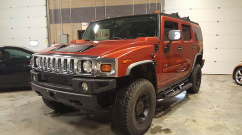 2003 HUMMER H2 for sale in Atkinson, NH