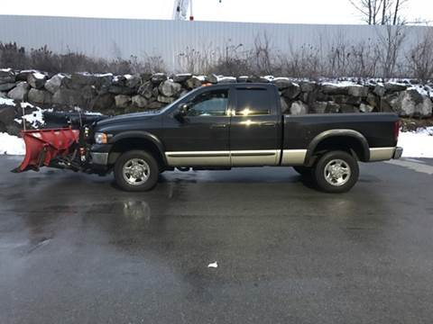 2004 Dodge Ram Pickup 2500 for sale in Atkinson, NH