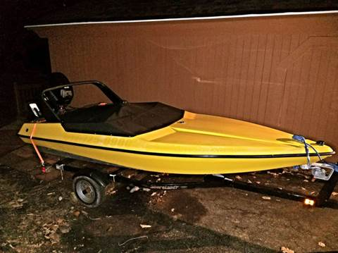 2012 checkmate mini speedboat for sale in Atkinson, NH