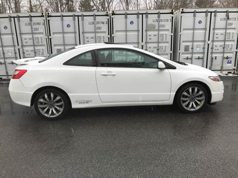2011 Honda Civic for sale in Atkinson, NH