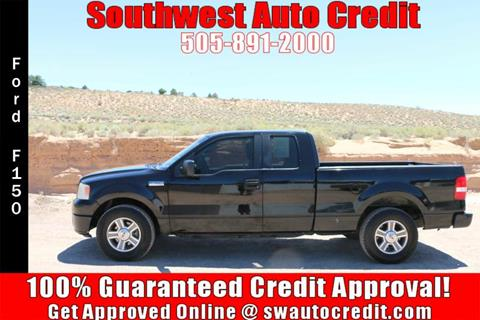 2008 Ford F-150 for sale in Albuquerque, NM