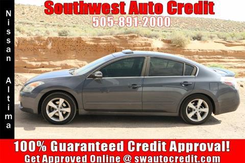 2008 Nissan Altima for sale in Albuquerque, NM