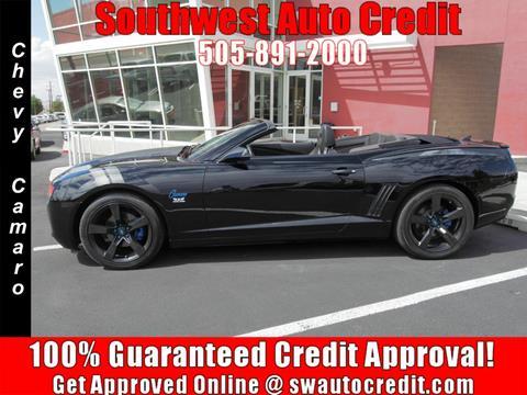 2013 Chevrolet Camaro for sale in Albuquerque, NM
