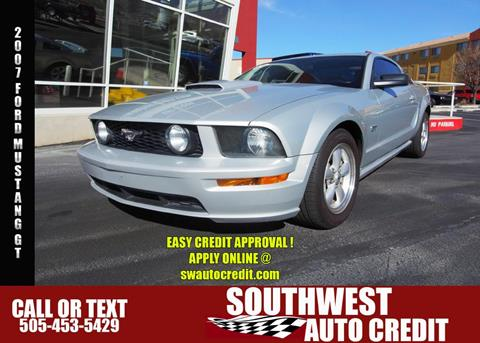 2007 Ford Mustang for sale in Albuquerque, NM