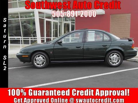 1996 Saturn S-Series for sale in Albuquerque, NM