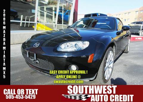 2006 Mazda MX-5 Miata for sale in Albuquerque, NM