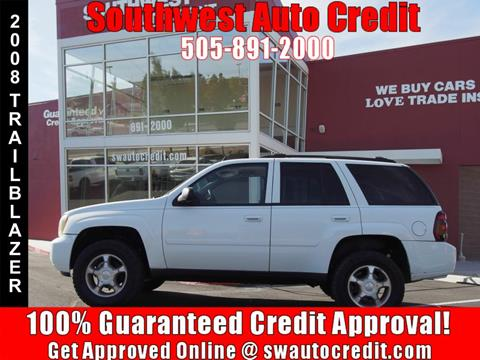 2008 Chevrolet TrailBlazer for sale in Albuquerque, NM