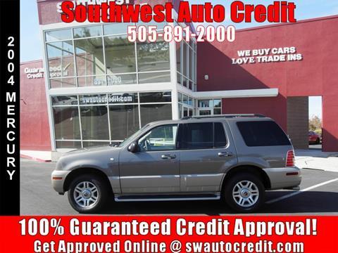 2004 Mercury Mountaineer for sale in Albuquerque, NM