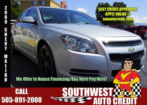 2009 Chevrolet Malibu Hybrid for sale in Albuquerque, NM