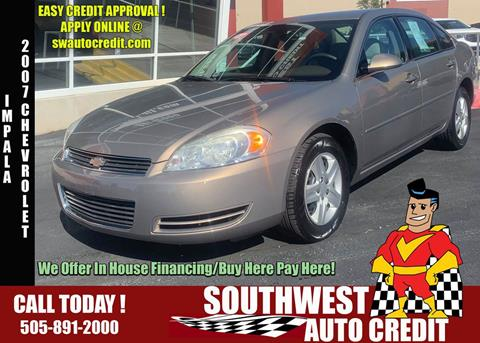 Southwest Auto Credit >> Southwest Auto Credit Albuquerque Nm
