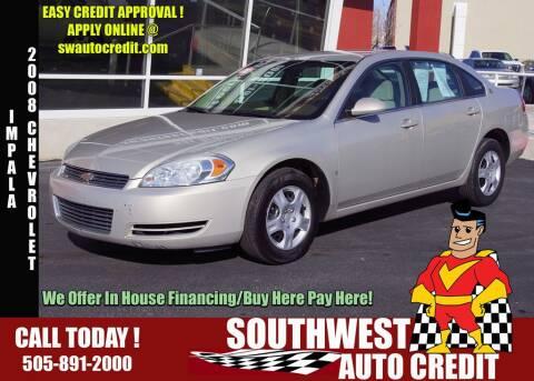 Southwest Auto Credit >> Southwest Auto Credit Albuquerque Nm Inventory Listings