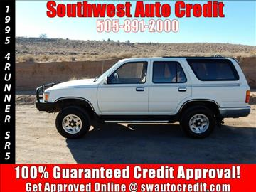 1995 Toyota 4Runner for sale in Rio Rancho, NM