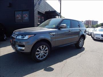 2015 Land Rover Range Rover Sport for sale in Fresno, CA