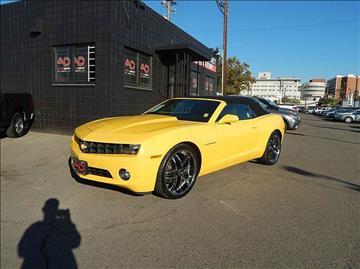 2013 Chevrolet Camaro for sale in Fresno, CA