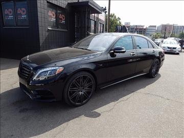 2015 Mercedes-Benz S-Class for sale in Fresno, CA